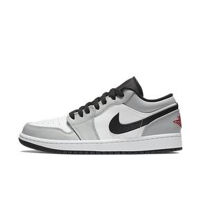 Air Jordan 1 AJ1 烟灰影子低帮板鞋 553558-030
