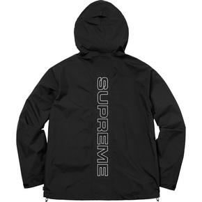 Supreme 18ss Taped Seam Jacket