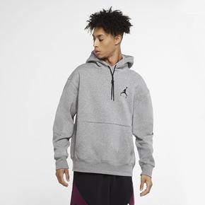 Nike/耐克 Air Jordan男子运动休闲连帽篮球卫衣套头衫 CK6684-091