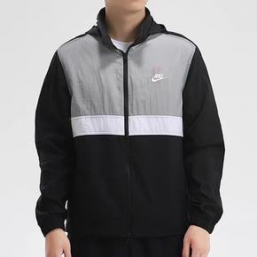 Nike Sportswear 梭织夹克外套 CU4310-100