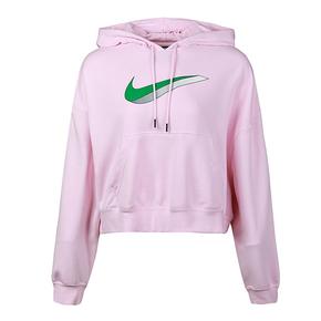 Nike Sportswear 女款针织连帽衫CU5109-663