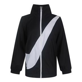 Nike Big Swoosh 大钩拉链防风衣 CV8659-010