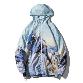 JOESPIRIT embrace nature 早秋穿搭 用它一招制胜 户外夹克 男士外套 男士风衣 FY255