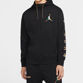 Nike Jordan拉链开襟连帽衫 CZ5429-010