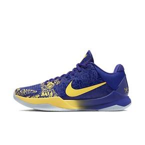 Nike Zoom Kobe 5 rings ZK5 五冠王蓝黄渐变 CD4991-400