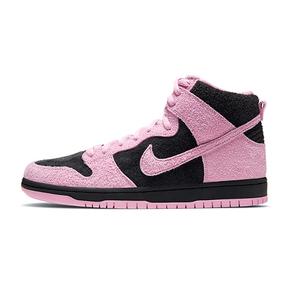 "Nike SB Dunk High ""Invert Celtics""黑粉绿 CU7349-001"