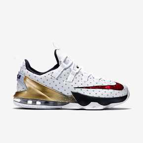 "LeBron 13 Low ""Olympic"" 831926-164"