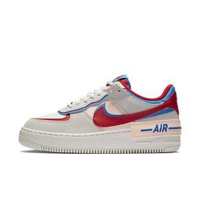 Nike Air Force 1 Shadow 拼接配色 CU8591-100