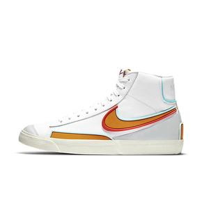 Nike Blazer Mid' 77 Infinite 白黄 DA7233-100