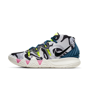 """Nike Kybrid S2 EP """"What The Inline""""  黑白绿 欧文篮球鞋 CT1971-002"""