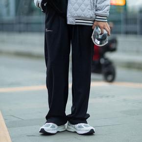 PSO Brand 西装裤男宽松垂感直筒裤百搭休闲西裤秋季