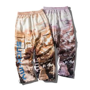 JOESPIRIT embrace nature 户外运动裤 工装风 加绒保暖 一条过冬 男士加绒裤 GK703