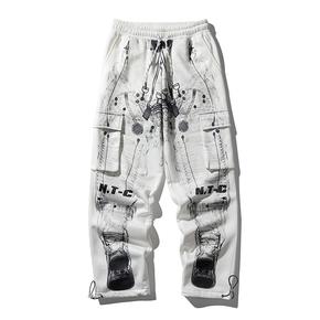 JOESPIRIT embrace nature 户外运动裤 工装风 加绒保暖 一条过冬 男士加绒裤 GK706