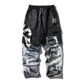 JOESPIRIT embrace nature 户外运动裤 工装风 加绒保暖 一条过冬 男士加绒裤 GK709