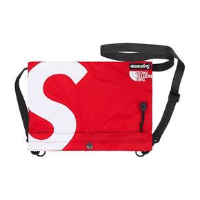 Supreme 20ss supreme/the north face s logo shoulder bag