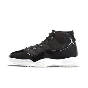 """预售!Air Jordan 11 Retro """"Jubilee""""25周年 黑银大魔王2.0 高帮篮球鞋 CT8012-011(2020.12.12发售)"""