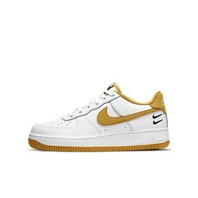 Nike Air Force 1  gs 白黄双钩 DH2947-100