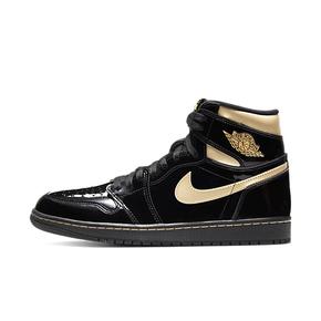 "预售 Air Jordan 1 High OG   ""Back Gold"" 2020年版黑金 555088-032(2020.11.30发售)"
