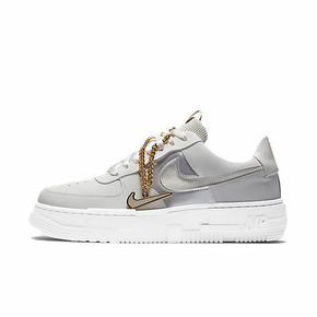 Nike Air Force 1 Pixel AF1 像素灰白 板鞋 DC1160-100