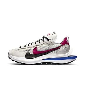 Sacai x Nike VaporWaffle 联名解构 米白跑步鞋 CV1363-100