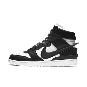 Ambush X Nike Dunk High 联名款 耐克黑白高帮板鞋 CU7544-001