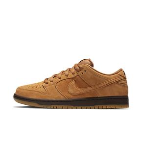 "Nike SB Dunk Low"" Wheat Mocha""小麦色 BQ6817-204"