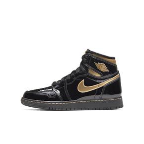 """Air Jordan 1 High OG """"Black Gold"""" GS 黑金575441-032"""