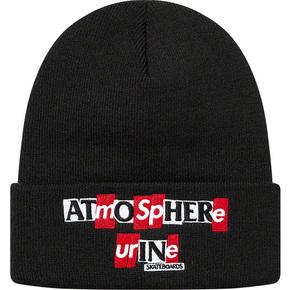 Supreme 20fw supreme/ANTIHERO beanie