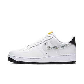 Nike Air Force 1 AF1 小雏菊 黑白低帮板鞋 CW5571-100