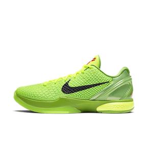 Nike Zoom Kobe 6 Grinch科比6青蜂侠篮球鞋复刻 CW2190-300