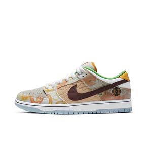 "Nike SB Dunk Low ""Street Hawker""扎染鸳鸯 低帮 CV1628-800"