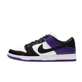 "Nike Dunk SB Low Pro'Court Purpie""黑紫 BQ6817-500"