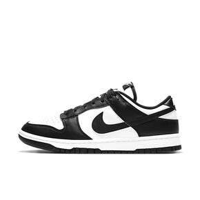 "Nike Dunk Low Retro ""Black""黑白熊猫 DD1391-100"
