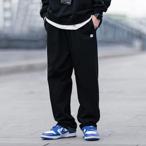 PSO Brand RASTACLAT联名款直筒卫衣裤运动裤子直筒宽松休闲卫裤 KSLM0001