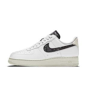 Nike Air Force 1 阴阳swoosh 休闲板鞋 DA6682-100