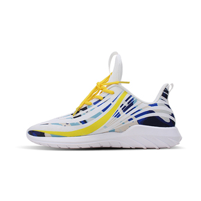 Soulsfeng/索罗芬新款飞织运动鞋足球世界 条纹 S191018W