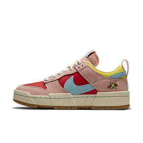 "Nike Dunk Low Disrupt ""Firecracker""粉红蓝爆竹 休闲板鞋 DD8478-641"