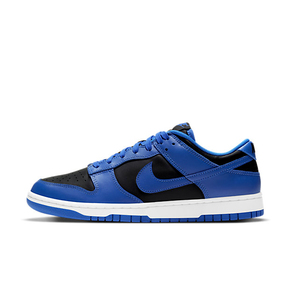 "Nike Dunk Low ""Hyper Cobalt""黑蓝 休闲板鞋 DD1391-001"