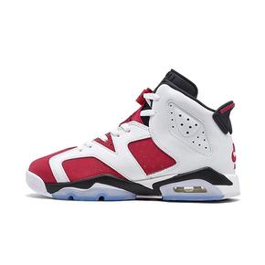 """预售!Air Jordan 6 """"Carmine"""" 胭脂白红 2021复刻篮球鞋 CT8529-106(2021.2.13发售)"""