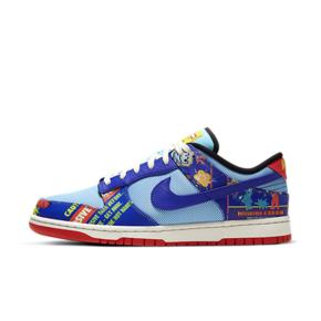 "Nike Dunk Low Retro""Firecracker""蓝红鞭炮 刮刮乐板鞋 DD8477-446"