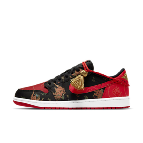 "Air Jordan 1 Low OG ""Chinese New Year"" 中国年CNY 黑红金 DD2233-001"
