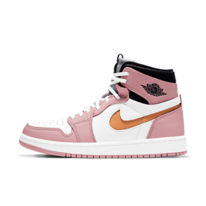 Air Jordan 1 Zoom Air CMFT 情人节樱花粉  CT0979-601