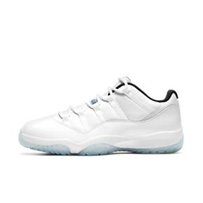 """预售!Air Jordan 11 Low """"Legend Blue"""" 传奇蓝 低帮篮球鞋 AV2187-117(2021.4.24发售)"""