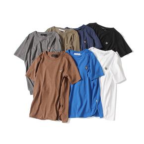 PRAGMATY  Mr.MEOW  绅士猫 7色男女通穿T恤 21005