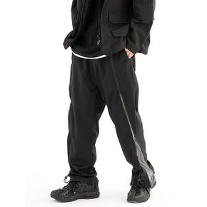 CATSSTAC 隐藏3M拉链结构西裤