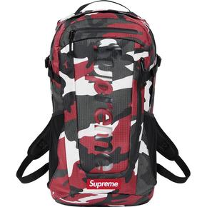 supreme 21ss backpack 书包