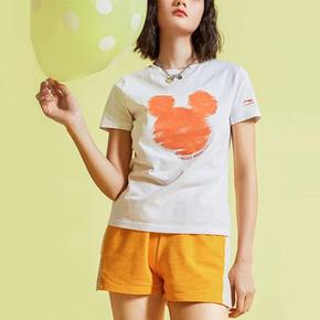 LINING/李宁迪士尼联名短袖T恤