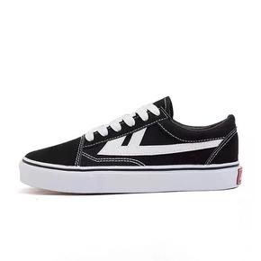 Warrior/回力 2021新款春季平底板鞋帆布鞋运动鞋