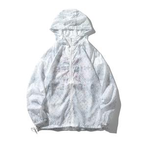 JOESPIRIT 春夏 embrace nature 轻柔极薄 防风 皮肤衣 防晒服 夹克 FS101004