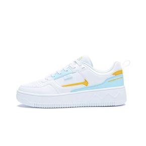 361° 空军一号休闲板鞋 白蓝黄